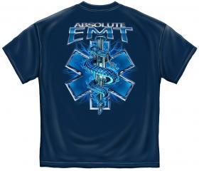 AB EMT Snake T-Shirt