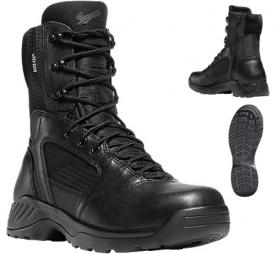 "Danner Kinetic Side-Zip 8"" Black GTX Style 28012"