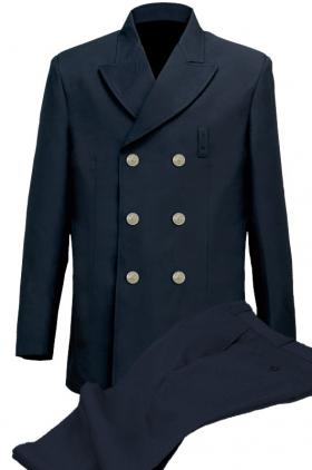 Liberty FD Navy Double Breasted Package (Coat & Pant)