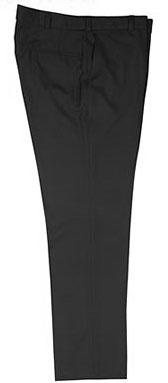 Men's Black Matching Dress Pants