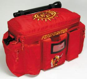 Premier Professional Nylon Field Bag - Fire