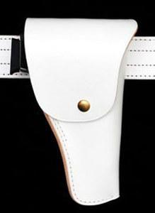 Premier White Large Frame Auto Holster
