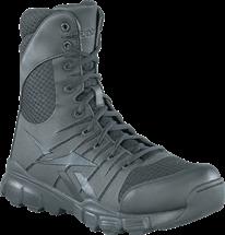 """Reebok Dauntless 8"""" Side-zip Tactical Boot"""
