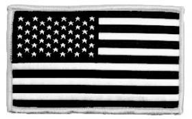 Reflective American Flag