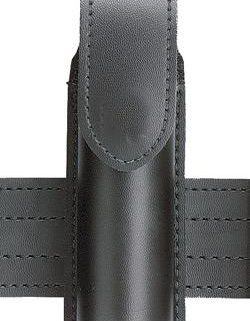 Safariland Leather Mace Holder with Flap