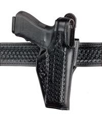 "Safariland Leather ""Top Gun"" Level 1 Retention Holster"