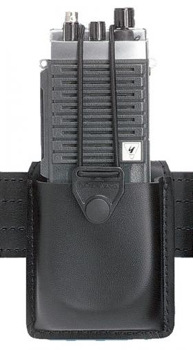 Safariland Leather Universal Radio Carrier