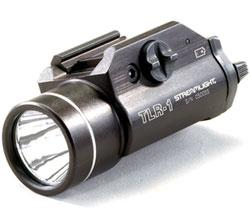 Steamlight Rail Mounted Tactical Flashlight