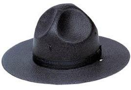 Straw Campaign Hat