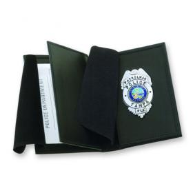 Strong Double ID Badge Case