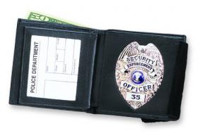 Strong Double ID Badge Wallet